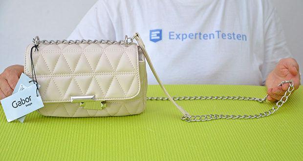 Gabor Damen Katja Flap Bag im Test - eine angesagte Handtasche