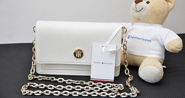Tommy Hilfiger Damen Honey Tasche im Test - Materialzusammensetzung: Polyurethan (100%)