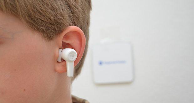 Tronsmart Apollo Air In-ear-Kopfhörer im Test - 35dB vollfrequente hybride aktive Geräuschunterdrückung