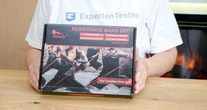 Die verschiedenen Anwendungsbereiche aus einem Gymnastikband Test bei ExpertenTesten