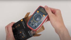 Welche Arten von Digital Multimeter gibt es in einem Test?