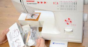 Aussehen, Design und Beschaffenheit bei Nähmaschinen im Test und Vergleich