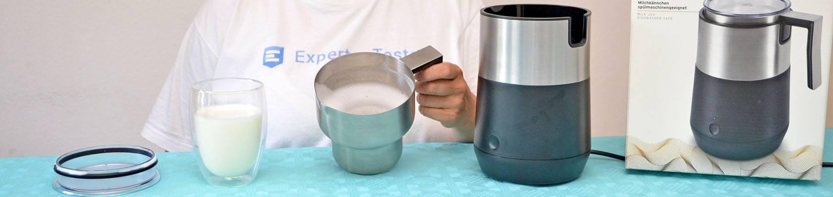 Induktions-Milchaufschäumer im Test auf ExpertenTesten.de