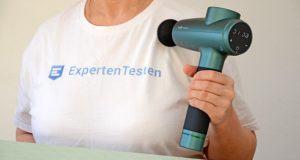 Hublänge bei der Mini Massagepistole im Test und Vergleich