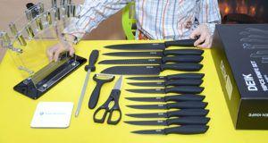 Küchenmesser Set in 6 Schritten richtig vorbereiten