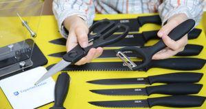 Pflege bei Küchenmesser Sets im Test und Vergleich