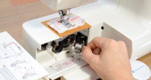 Reinigung und Pflege bei Nähmaschinen im Test und Vergleich
