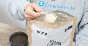 Wie soll ich einen guten Shake mit Eiweißpulver aus dem Test zubereiten