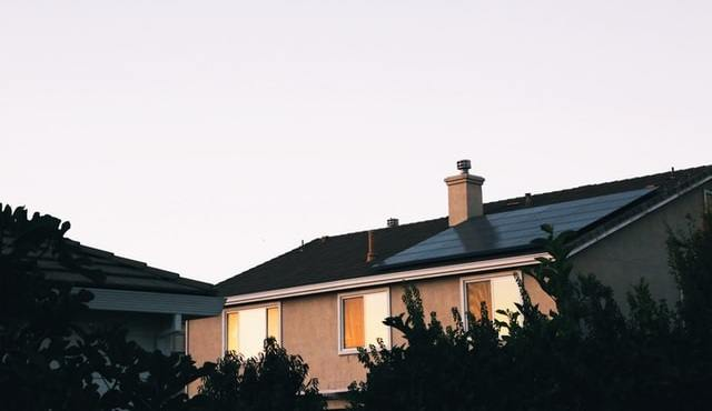 Wie viel Solarstrom kann ein Dach erzeugen?