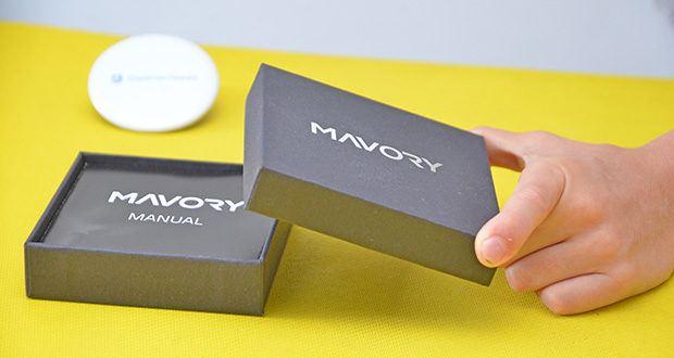 Mavory Carbon Schlüssel Organizer im Test - verstaut alle Schlüssel platzsparend und elegant