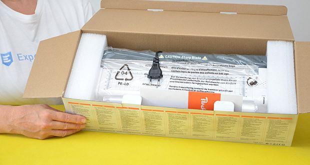 Peach PBP420 Laminiergerät A3 im Test - laminiert DIN-A3 und kleinere Dokumente problemlos