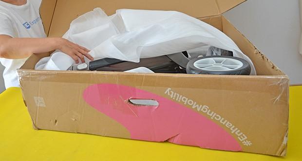 Seniorgo byACRE Carbon-Rollator Klassisch im Test - kratzfest und sicher zu transportieren