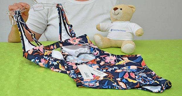 ESPRIT Damen Badeanzug im Test - Farbe: 401/Navy 2