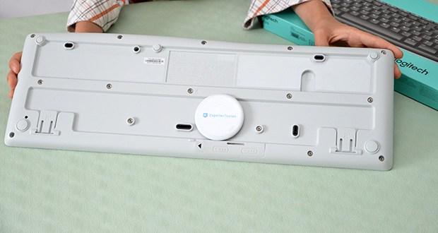 Logitech K270 Kabellose Tastatur im Test - einfache Einrichtung