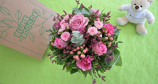 Blume2000 Blumenstrauß Schön, dass es Dich gibt im Test - diese Schönheit lässt sich zu jedem Anlass verschenken