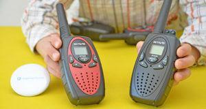 Energiesparmodus bei Walkie-Talkies im Test und Vergleich