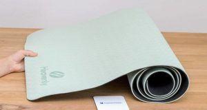 Wie ist die Formstabilität der Yogamatte im Test?