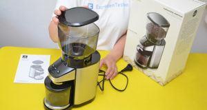 Die Handhabung vom Elektrische Kaffeemühlen Testsieger im Test und Vergleich