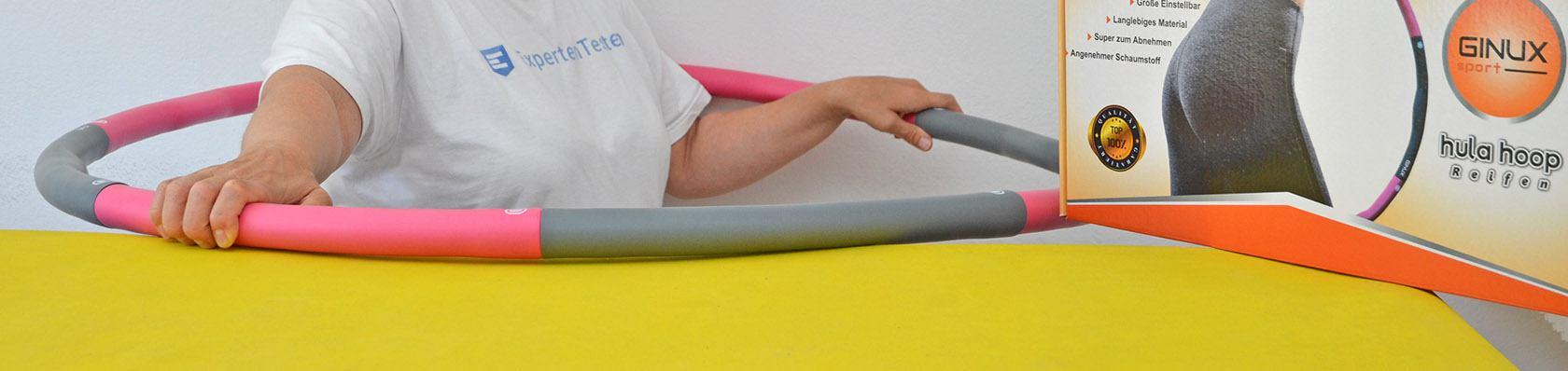 Hula Hoop Reifen im Test auf ExpertenTesten.de