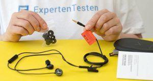 Was ist besser die kabellosen oder kabelgebundenen In-ear-Kopfhörer im Test?