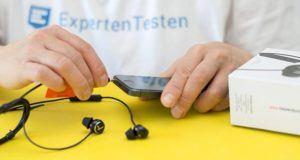 Welche Kabeltypen bei In Ear Kopfhörern gibt es im Test?