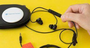 Woraus ist das Material der In-ear-Kopfhörer im Vergleich?