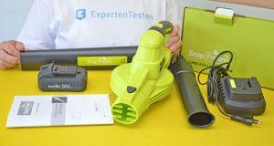 Vorteile aus einem Laubbläser Test bei ExpertenTesten