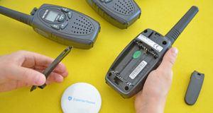 Walkie Talkie mit Headset im Test und Vergleich