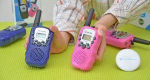 Die beliebtesten Walkie-Talkies für Kinder im Test und Vergleich