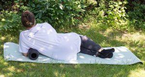 Wie groß sollte die Yogamatte sein im Vergleich?