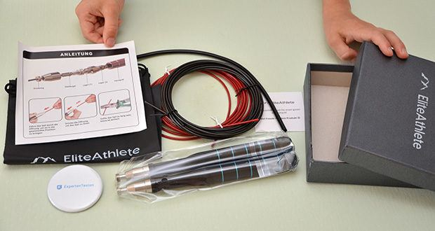 EliteAthlete Springseil im Test - High-Performance Material