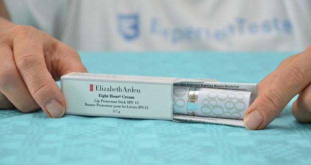 Elizabeth Arden Eight Hour Cream Lip Protectant Stick SPF 15 im Test - Menge: 4 ml