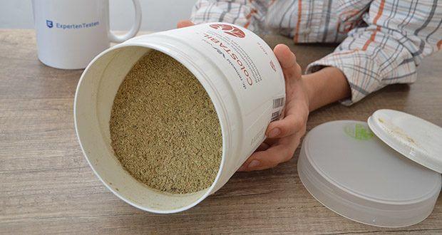 dr.reinwald vital ColoSTABIL Präbiotische Ballaststoffe im Test - 100% pflanzlich & vegan