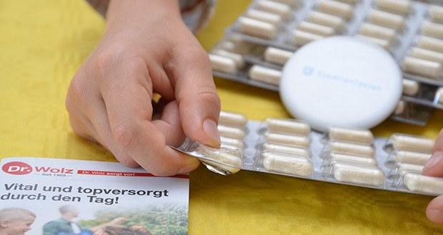 Dr. Wolz Darmflora plus select hochdosierte Bakterienkulturen im Test - zur Unterstützung der Darmflora bzw. der Darmschleimhaut