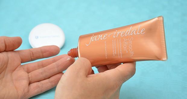 jane iredale Smooth Affair Primer Brightener Gesichtspflege Creme im Test - perfekte Basis für Make-up