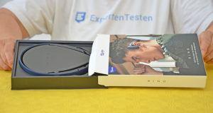 Welche Arten von kabellosen Kopfhörern gibt es in einem Test?