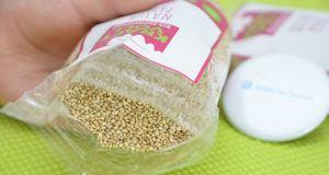Welche Arten von Quinoa gibt es in einem Test?