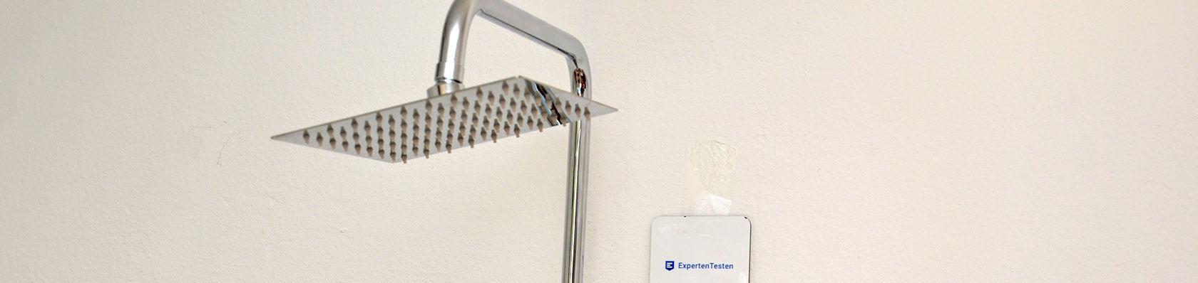Duschsysteme im Test auf ExpertenTesten.de