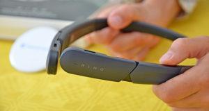Material eines kabellosen Kopfhörers im Test und Vergleich