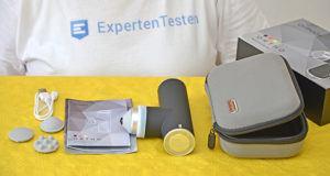 Wie funktioniert ein Massagepistole Mini im Test und Vergleich bei Expertentesten?