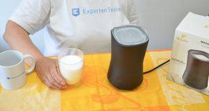 Alle Zahlen und Daten aus einem Milchaufschäumer Test