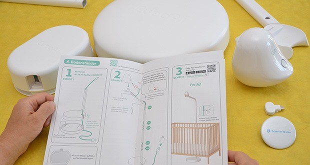 Cubo Ai Plus Smart Babyphone im Test - installiere Cubo Ai überall in deinem Zuhause
