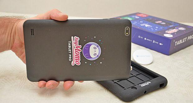 SoyMomo Tablet Pro im Test - 5-MP-Kamera an Vorder- und 8-MP-Kamera an Rückseite