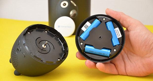 Safe2Home Funk Alarmanlage OTTO im Test - das Funk Alarmsystem ist dank Notstrom-Akku & Sabotage Schutz sehr zuverlässig