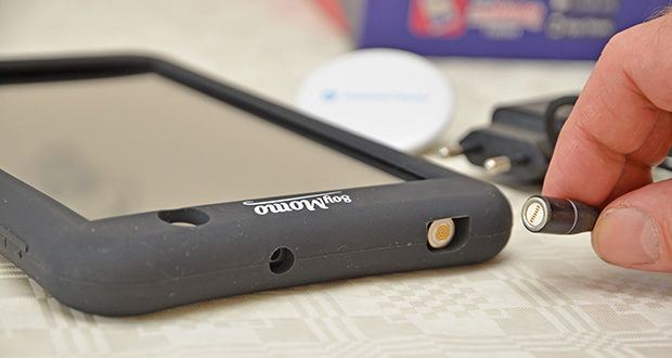 SoyMomo Tablet Pro im Test - 4.000 mAH Batterie