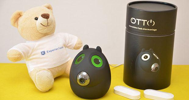 Safe2Home Funk Alarmanlage OTTO im Test - die einfache Installation und die Steuerung über eine App runden das ganze Produkt sehr bedienerfreundlich ab