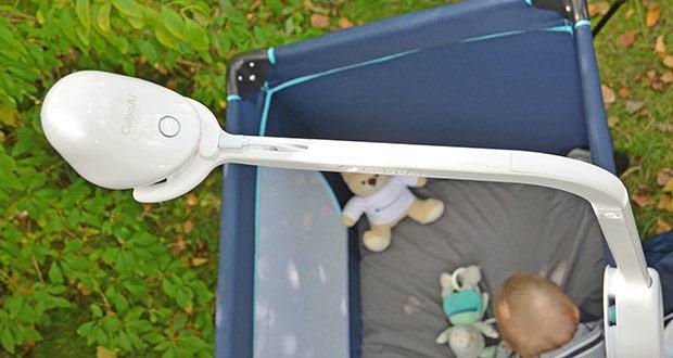 Cubo Ai Plus Smart Babyphone im Test - das erste Babyphone, das Künstliche Intelligenz für den Schlaf, die Sicherheit und die Erinnerungen deines Babys verwendet